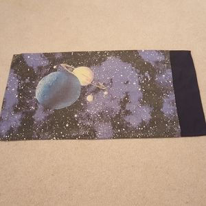 Oversized Space pillow case